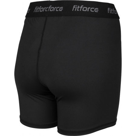 Dámské fitness šortky - Fitforce SOLTE - 3