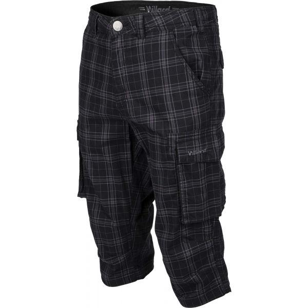 Willard HALLAS - Pánske elastické 3/4 nohavice