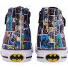 Kotníkové dětské tenisky - Warner Bros SNEAKERS BATMAN COMICS - 7
