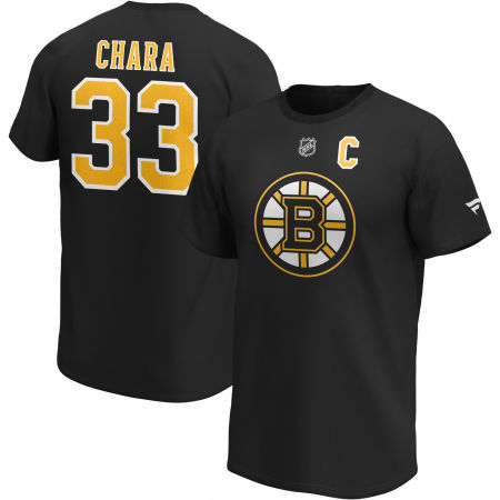 FANATICS ICONIC BOSTON CHARA