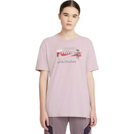Nike NSW TEE SS COLLAGE W - Women's T-shirt