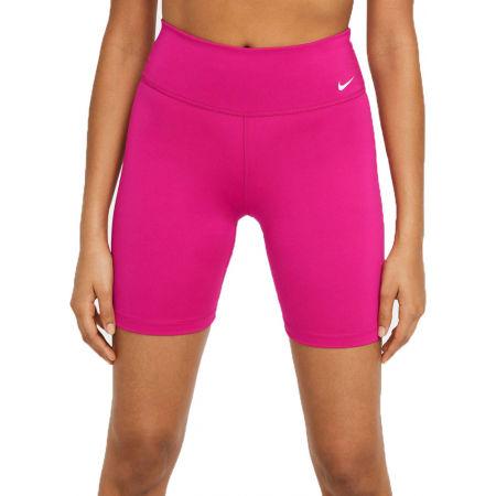 Nike ONE DF MR 7IN SHRT W - Dámské sportovní šortky
