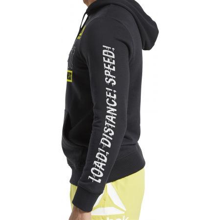 Men's sweatshirt - Reebok RC FEF GRAPHIC HOODIE - 6