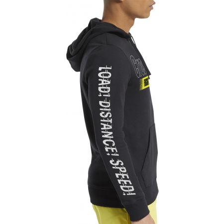 Men's sweatshirt - Reebok RC FEF GRAPHIC HOODIE - 5
