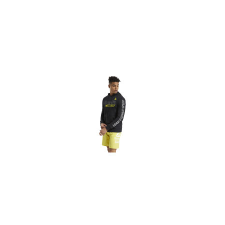 Men's sweatshirt - Reebok RC FEF GRAPHIC HOODIE - 3