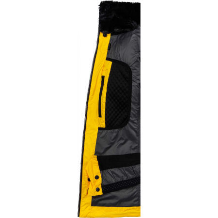 Дамско пухено скиорско яке - Colmar ANCOLIE SKI JACKET WITH DETACHABLE FUR - 10