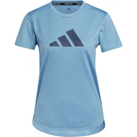 adidas BOS LOGO TEE - Dámské sportovní tričko
