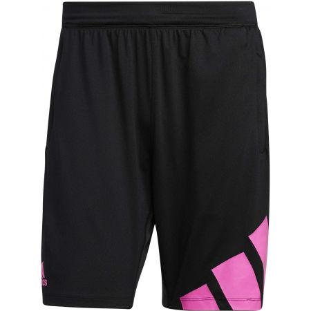 adidas 4K 3 BAR SHORT - Мъжки спортни шорти