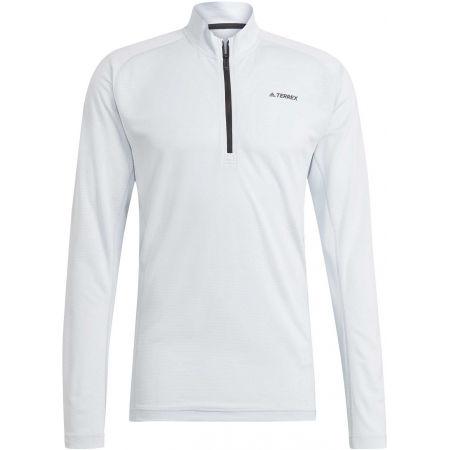 adidas TRACEROCKER 1/2 LS - Pánská outdoorové tričko