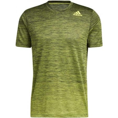adidas GRADIENT TEE - Pánské sportovní tričko