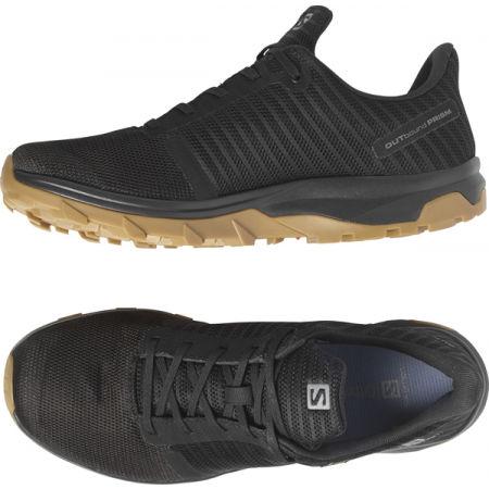 Мъжки туристически обувки - Salomon OUTBOUND PRISM GTX - 4