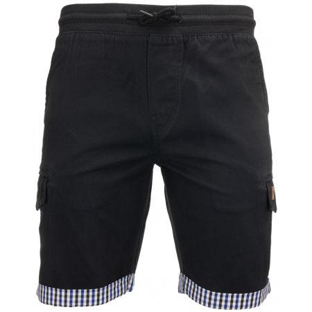ALPINE PRO LERON - Мъжки къси панталони