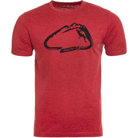 ALPINE PRO MURAL - Koszulka męska