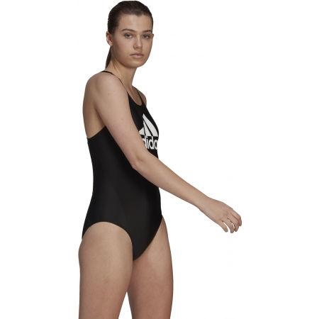 Costum întreg de baie pentru femei - adidas SH3.RO BIG LOGO SWIMSUIT - 4