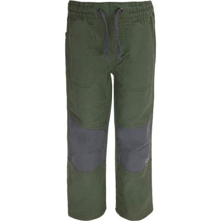 ALPINE PRO DEEPAKO - Chlapčenské outdoorové nohavice