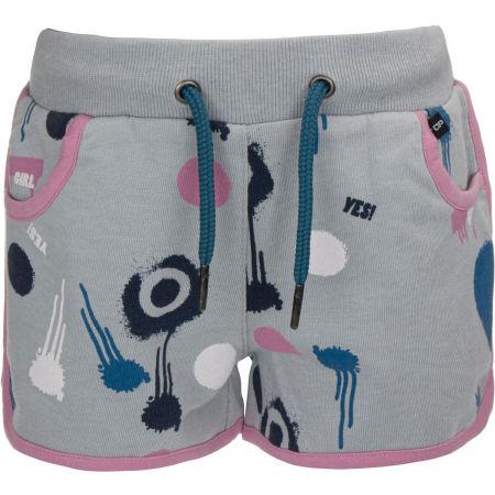ALPINE PRO MADHO - Dievčenské šortky
