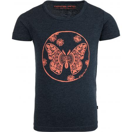 ALPINE PRO ROHITO - Dievčenské tričko