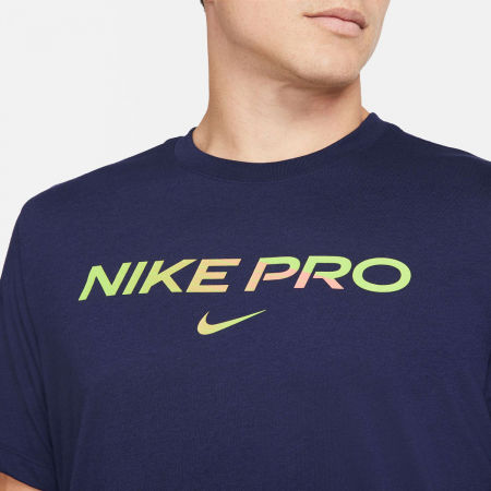 Men's training T-shirt - Nike DB TEE NIKE PRO M - 4
