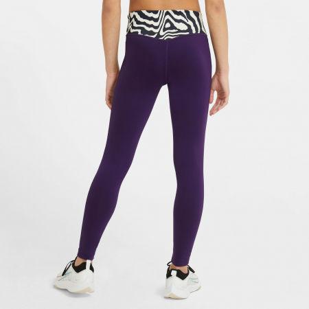 Спортен клин за момичета - Nike ONE TIGHT AOP G - 9