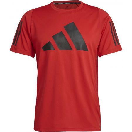 adidas FL 3 BAR TEE - Pánské sportovní tričko