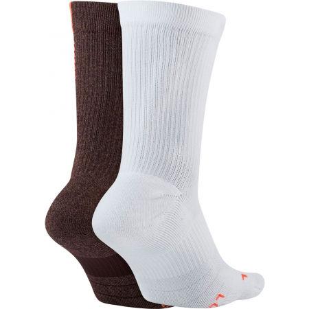 Unisexové ponožky - Nike MULTIPLIER MIX - 2