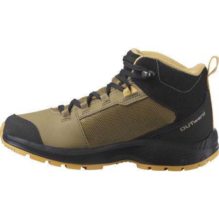 Юношески обувки за туризъм - Salomon OUTWARD CSWP J - 2