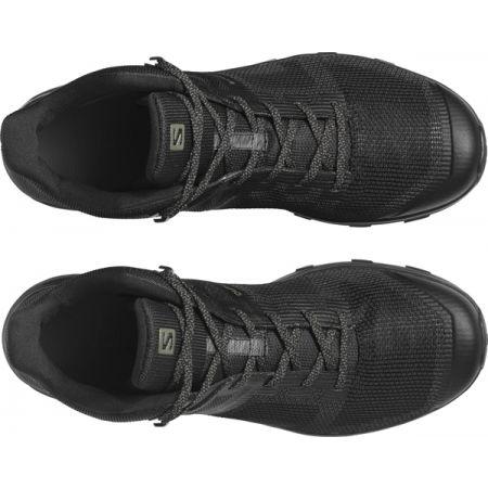 Мъжки  обувки за туризъм - Salomon OUTLINE PRISM MID GTX - 4