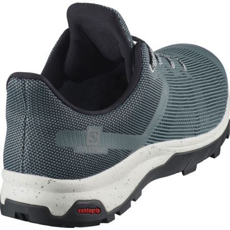 Мъжки туристически обувки - Salomon OUTLINE PRISM GTX - 3
