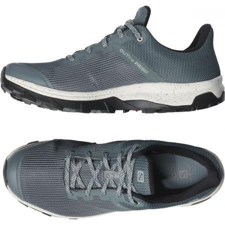 Мъжки туристически обувки - Salomon OUTLINE PRISM GTX - 5