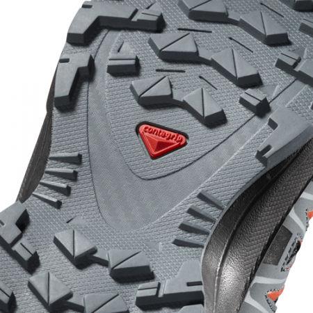 Juniorská outdoorová obuv - Salomon XA PRO 3D MID CSWP J - 6