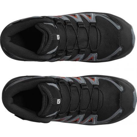 Juniorská outdoorová obuv - Salomon XA PRO 3D MID CSWP J - 5