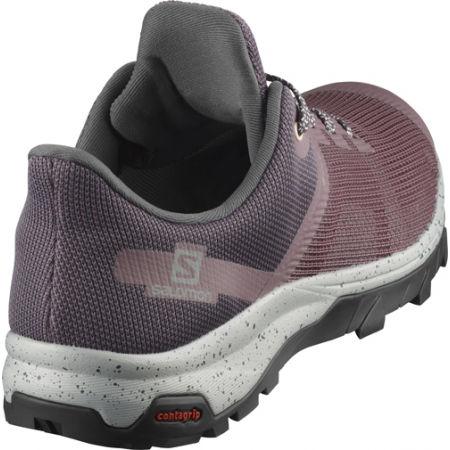Дамски туристически обувки - Salomon OUTLINE PRISM GTX W - 2