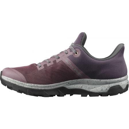 Дамски туристически обувки - Salomon OUTLINE PRISM GTX W - 3