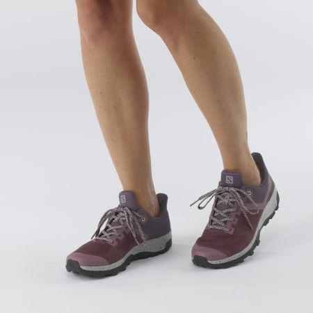 Дамски туристически обувки - Salomon OUTLINE PRISM GTX W - 7