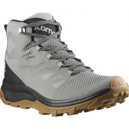 Salomon OUTLINE MID GTX - Încălțăminte trekking bărbați