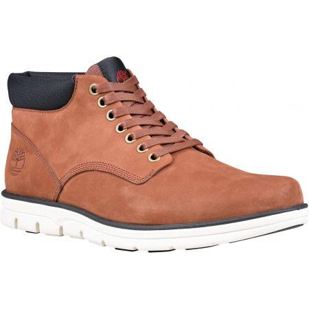 Мъжки обувки за свободното време - Timberland BRADSTREET CHUKKA LEATHER