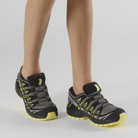Юношески обувки за туризъм - Salomon XA PRO 3D CSWP J - 5