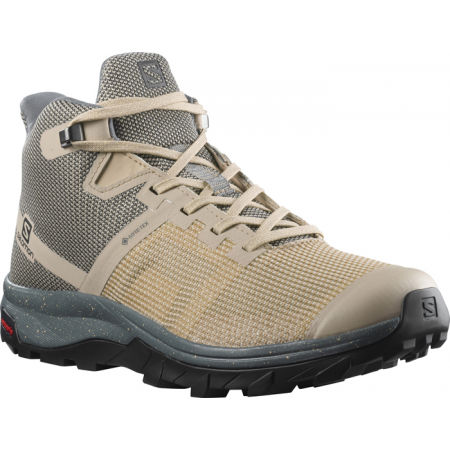 Salomon OUTLINE PRISM MID GTX W - Women's trekking shoes