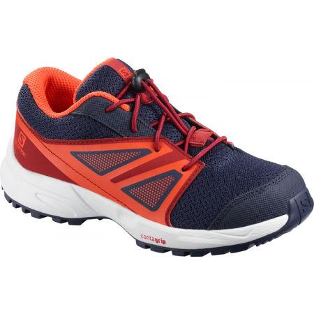 Salomon SENSE K - Юношески обувки за туризъм