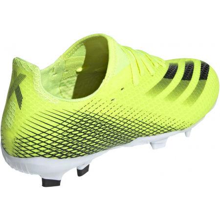 Obuwie piłkarskie dziecięce - adidas X GHOSTED.3 FG J - 6