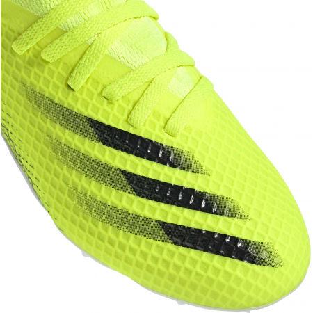 Obuwie piłkarskie dziecięce - adidas X GHOSTED.3 FG J - 8