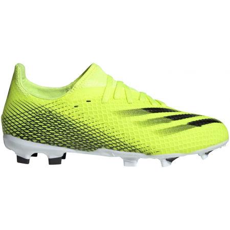 Obuwie piłkarskie dziecięce - adidas X GHOSTED.3 FG J - 2