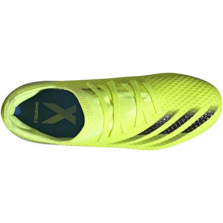 Obuwie piłkarskie dziecięce - adidas X GHOSTED.3 FG J - 4