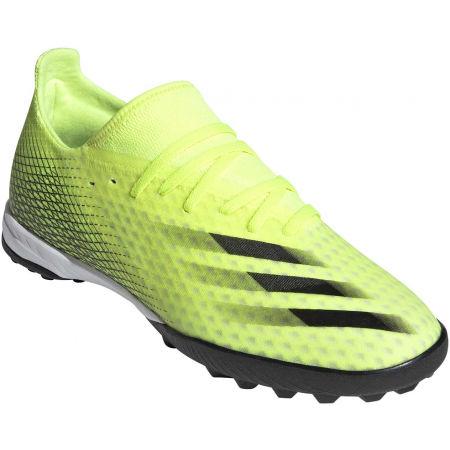 adidas X GHOSTED.3 TF - Ghete de fotbal bărbați