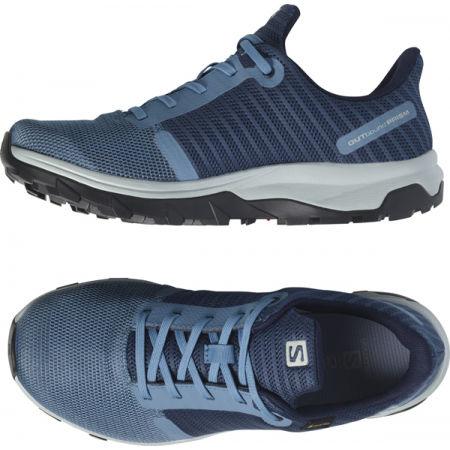 Дамски туристически обувки - Salomon OUTBOUND PRISM GTX W - 4