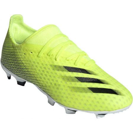 adidas X GHOSTED.3 FG - Obuwie piłkarskie męskie