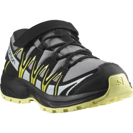 Salomon XA PRO 3D CSWP K - Юношески обувки за туризъм