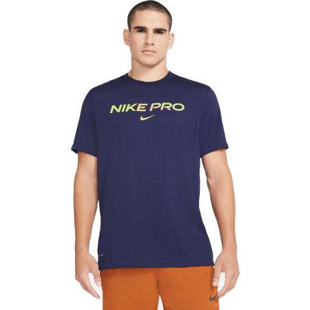 Nike DB TEE NIKE PRO M - Pánské tréninkové tričko