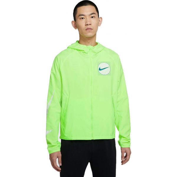 Nike ESSNTL JKT WR GX M - Pánska bežecká bunda
