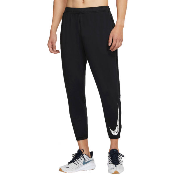 Nike ESSENTIAL KNIT PANT WR GX M - Pánske bežecké nohavice